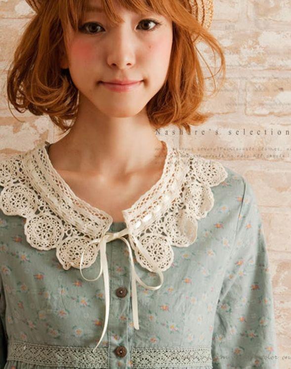 Little Treasures: Mori Girl Fashion Inspiration