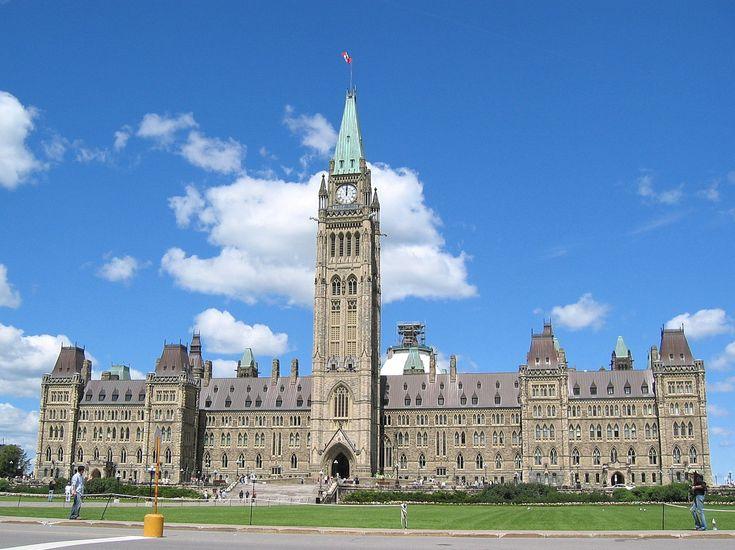Canadian Parliament Building, Ottawa