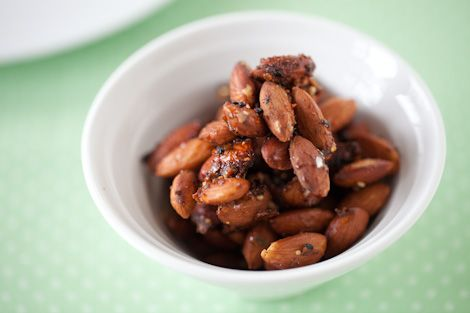 #Epicure 3 Onion Roasted Almonds
