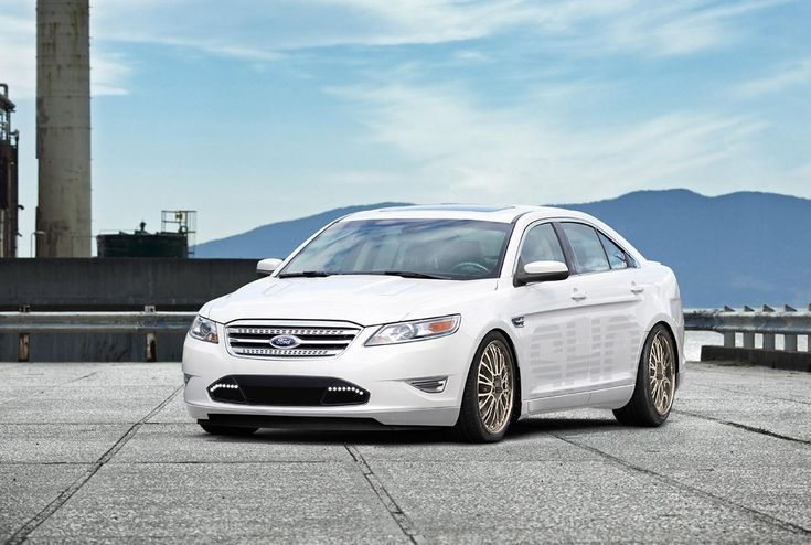 Ford Taurus SHO by H&R Springs pictures and wallpaper