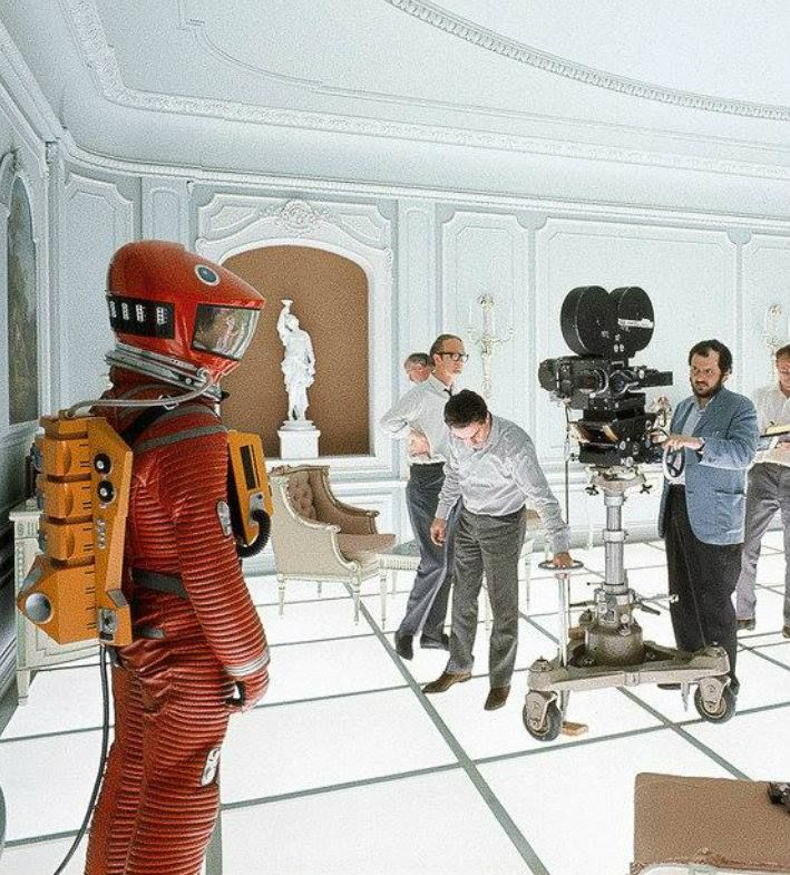 "Stanley Kubrick ""2001 A Space Odyssey"".... still proving a difficult act to follow after four decades!"
