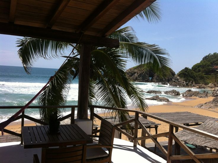 "Hotel ""Nude"" (Playa Zipolite) in Zipolite, Oaxaca"