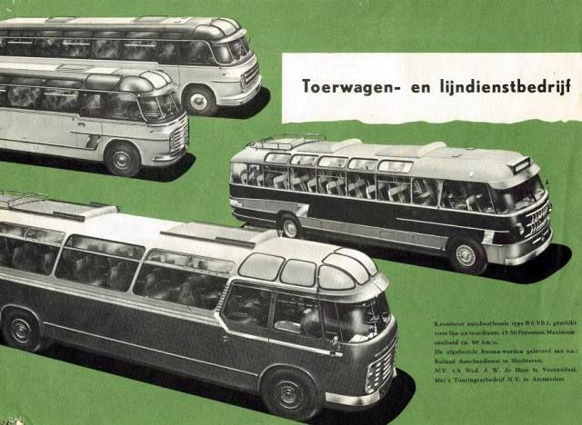 1951 KROMHOUT B6VB2