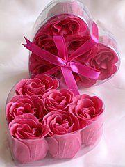 Fuchsia Rose Petal Soaps (6 rose soaps per box) - PACK OF 5 BOXES null,http://www.amazon.com/dp/B005QBZBAW/ref=cm_sw_r_pi_dp_oFxutb0V7V611QB2