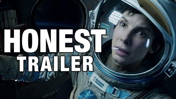 Honest Trailers - Gravity