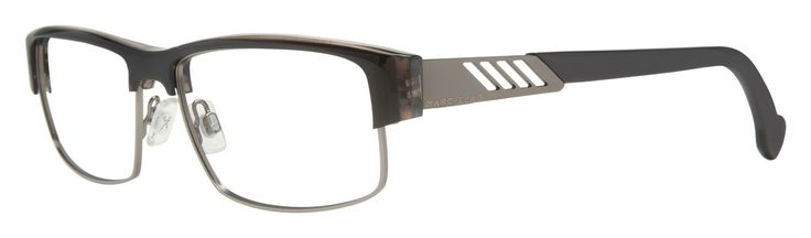 Marc Ecko Snake Eyes MESNA Eyeglass Black Frame. Marc Ecko Snake Eyes Men's Designer Eyeglasses. Eye Size: 55. the Marc Ecko Cut & Sew Eyewear collection is an expression of artistic creativity for men who know that authenticity counts.. 1 Year Manufacturer Warranty.