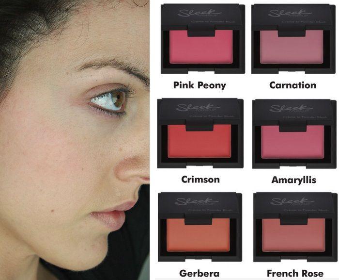 Sleek Blush Pink Peony