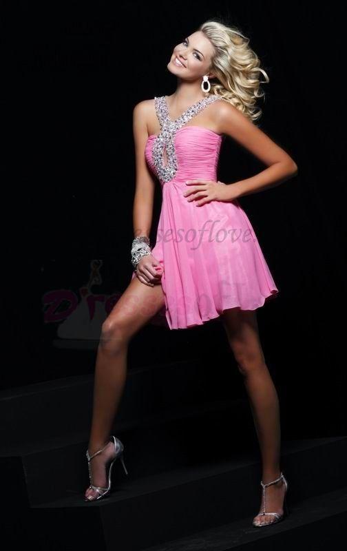 Mejores 76 imágenes de Sexy prom dress en Pinterest | Sexy dresses ...