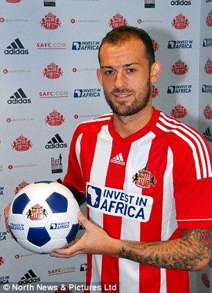 Steven Fletcher Sunderland