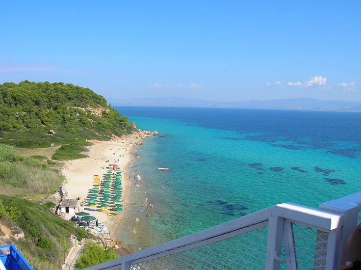 beach Photo from Afytis in Halkidiki | Greece.com