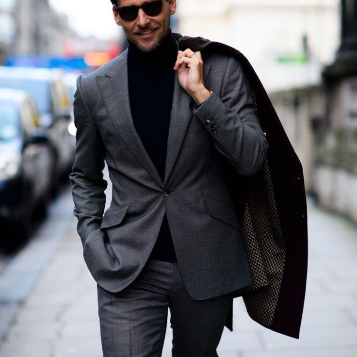 Le 21eme Adam Katz Sinding London Collection Mens Fashion