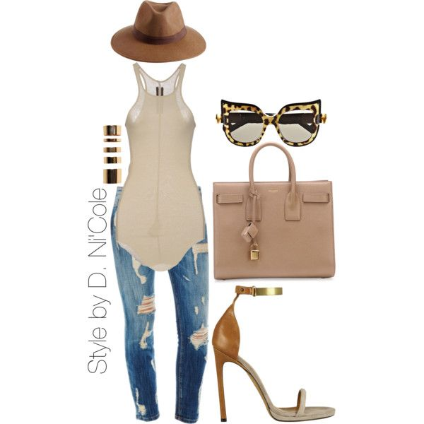 Untitled #1455, created by stylebydnicole on Polyvore