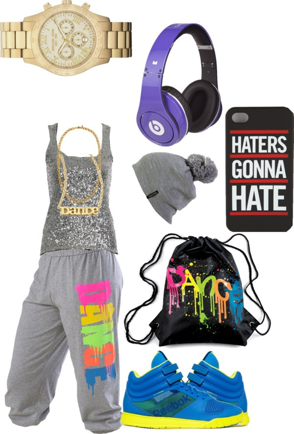 """""""I've got hip hop dance in 3 hours"""" by shanti-dopefee ❤ liked on Polyvore"""
