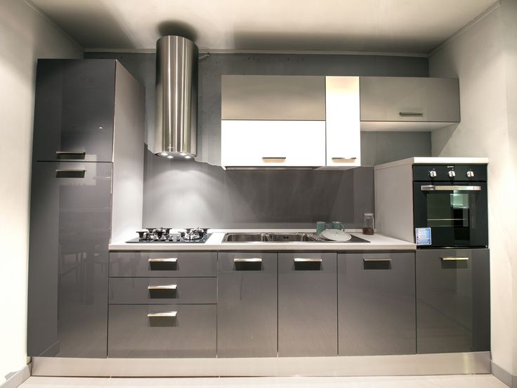 "Kitchen ""Zero"" by Arkom cucine"