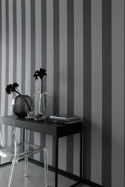 17 best images about wallpaper wonder on pinterest blue for Black and grey bedroom wallpaper