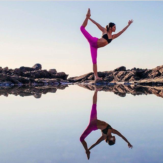 Daily yoga inspiration. Follow @yogainsta