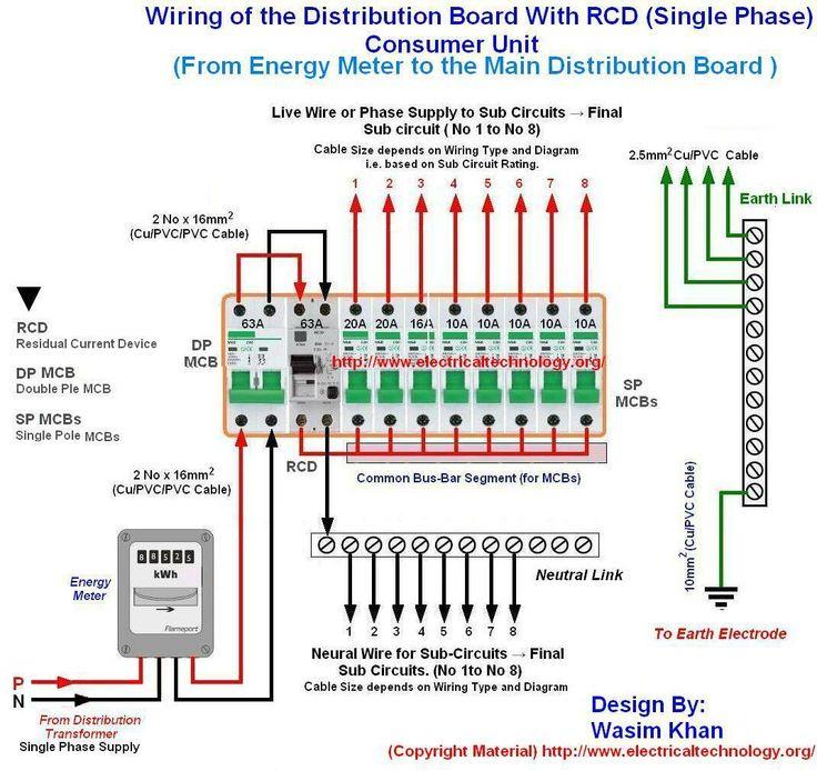 electrical x y wiring