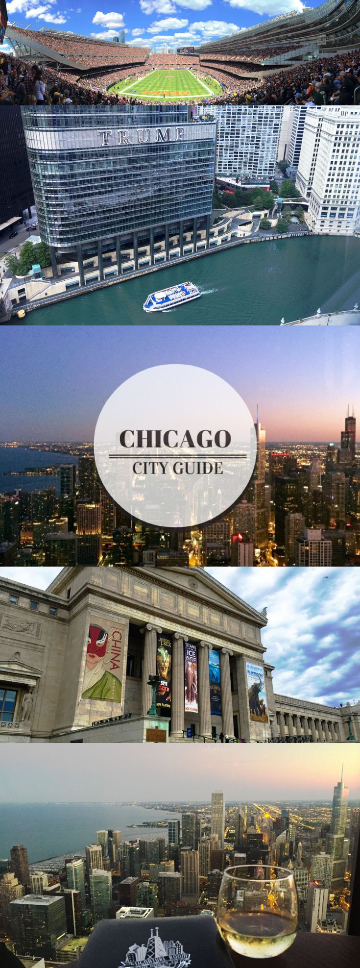 Chicago Illinois travel guide, including where to drink and eat in Chicago + things to do.