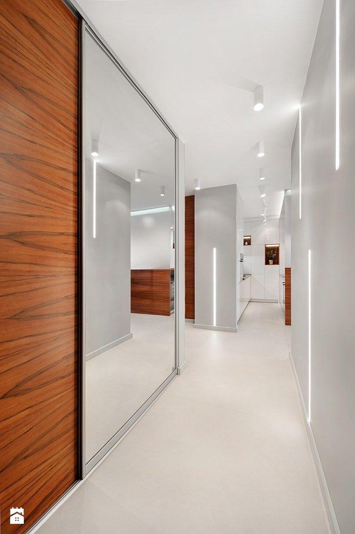 Hol / Przedpokój styl Minimalistyczny - zdjęcie od Finchstudio Architektura Wnętrz - Hol / Przedpokój - Styl Minimalistyczny - Finchstudio Architektura Wnętrz