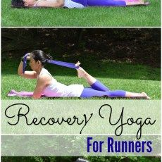 Recovery Yoga for Runners