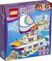 LENTE LEGO Friends Sunshine Catamaran - 41317