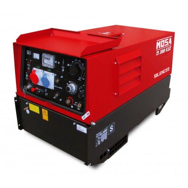 Mosa 10kva Kohler Three Phase Diesel Dc Arc Welder Generator Ts 300 Ksx El Diesel Generators Portable Trade Generators Welder Generator Arc Welders Diesel Generators