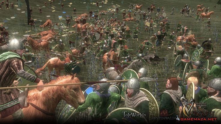Mount and Blade Warband Viking Conquest Gameplay Screenshot 4