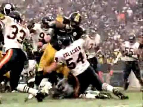 Jerome Bettis Running Over Brian Urlacher In 2005   Behind The Steel Curtain