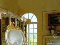 Silla para una decoración barroca
