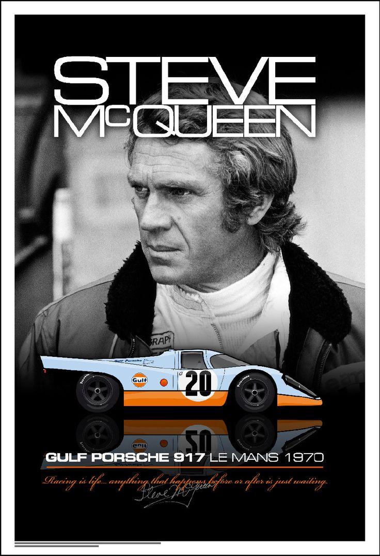 Steve. King of motorsport