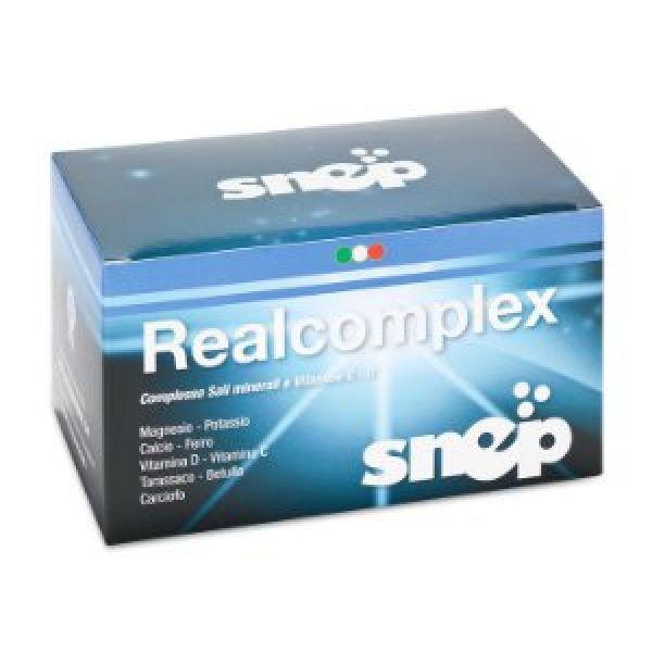 Snep RealComplex è un integratore alimentare che può essere utile per favorire la purificazione dell'organismo attraverso il fegato ed i reni. Snep RealComplex con i suoi componenti può rappresentare un valido aiuto per depurare l'organismo, per proteggerlo contro i radicali liberi e mantenere un fisiologico benessere.