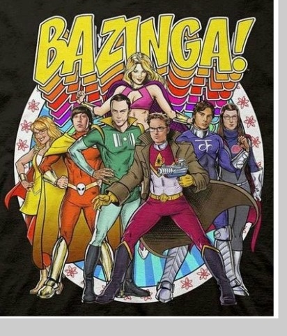 Big Bang Theory awesomeness