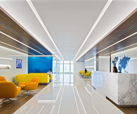 Clifford Chance Office By Space Matrix In Singapore Law DesignOffice Interior