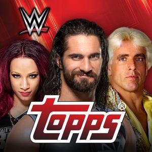 Topps Apps. #WWE