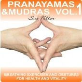 Clear your mind, increase energy and raise oxygen levels by practicing pranayamas (yoga breathing exercises).  Pranayamas and Mudras Volume 1 from Sue Fuller and Yoga 2 Hear is a must have audio yoga class.