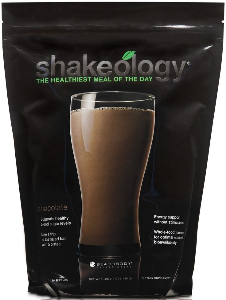 Shakeology Ingredients – What is in Shakeology