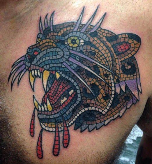 Mosaic Tattoos | Inked Magazine