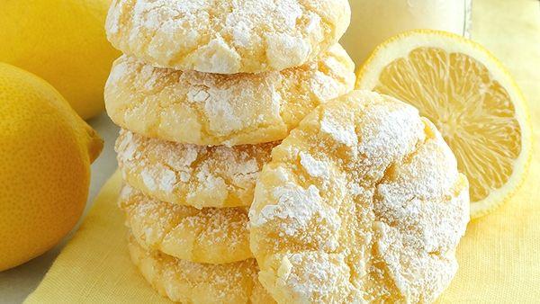 Soft Lemon Cookies: αυτά τα μαλακά Μπισκότα Λεμονιού θα θες να τα φας όλα!!