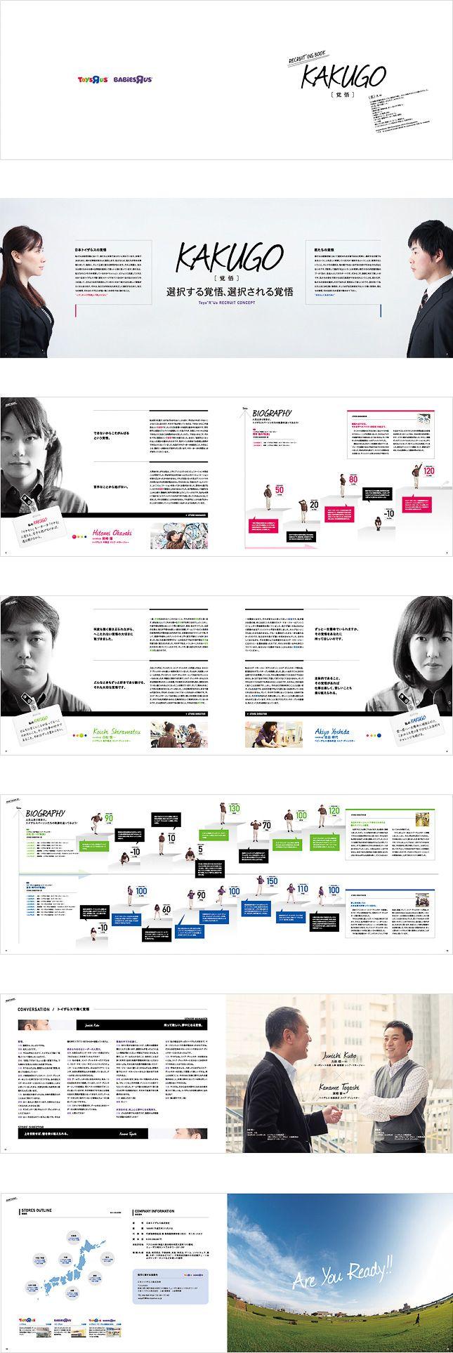 日本トイザらス 採用パンフレットデザイン実績