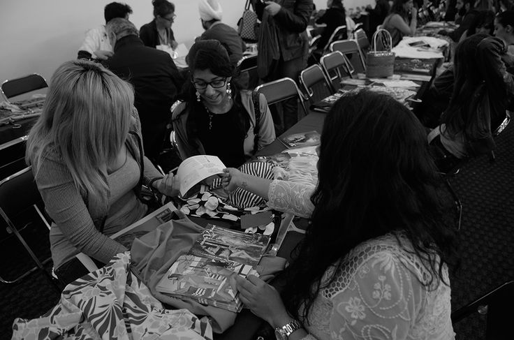 #IM60 Meet & Business, muestras textiles proveedores y compradores.