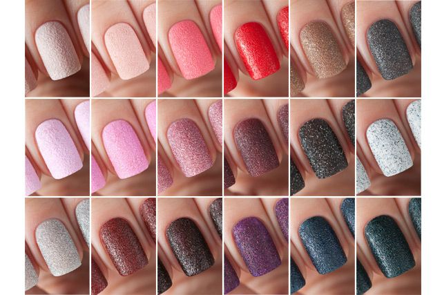 Dance Legend Sahara Crystal collection -- some amazing colors in sand texture from a foreign polish company that i have no idea how to get ... just sharing and hoping we get these colors in the US soon!