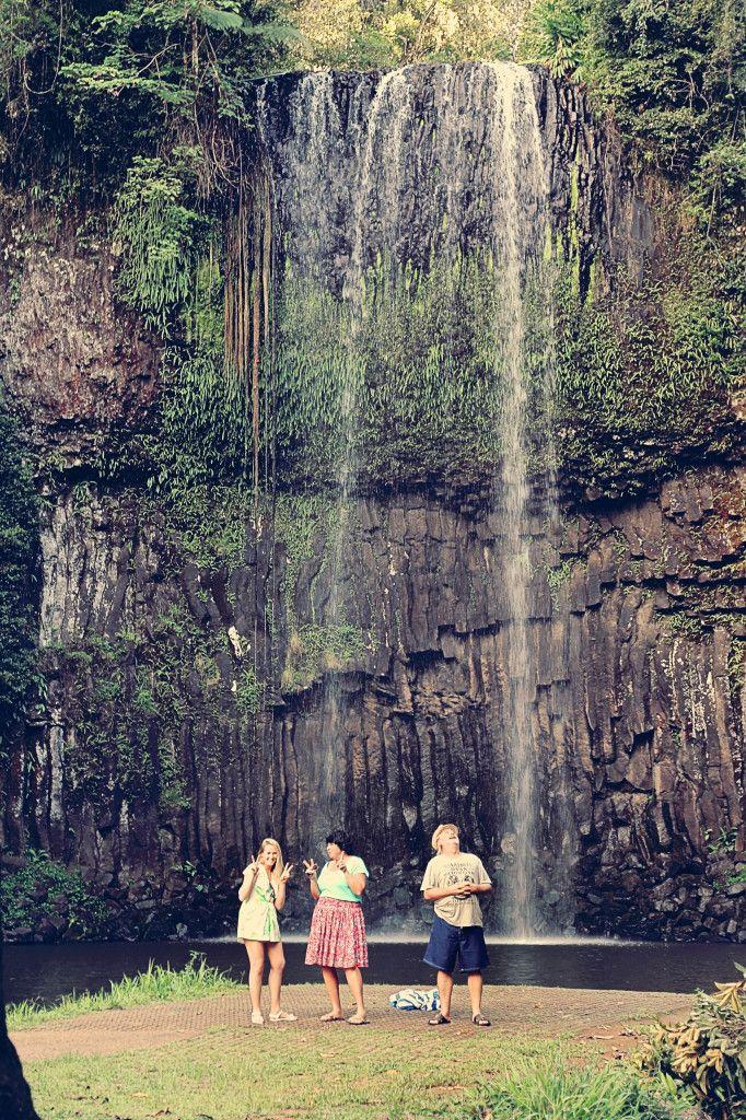Milla Milla Falls, Cairns  stephen-parry.com