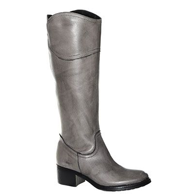#Stivale #EmanuelaPasseri in pelle grigia http://www.tentazioneshop.it/scarpe-emanuela-passeri/stivale-2653-grigio-emanuela-passeri.html
