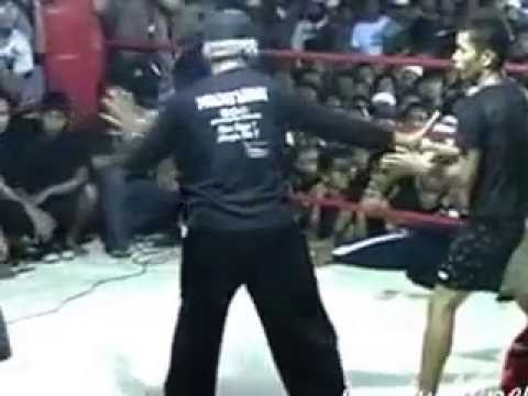 Videoblog: Tarung Bebas Di Atas Ring ,Part1