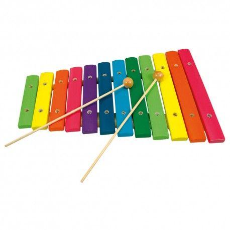 Xylofon - 12 tónů