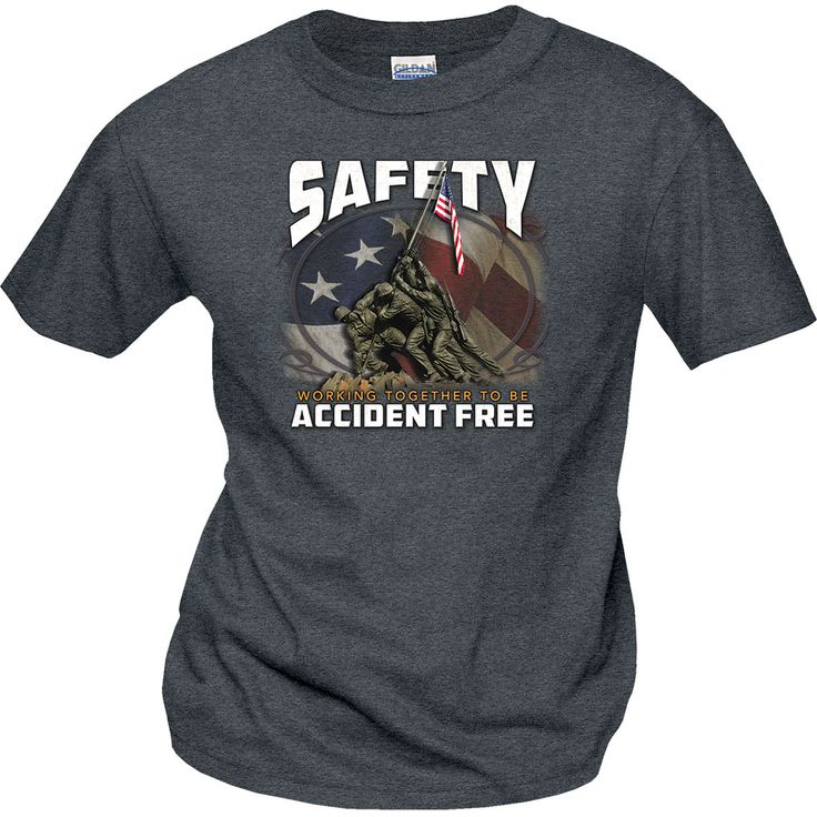 June is national safety month order your tshirt to