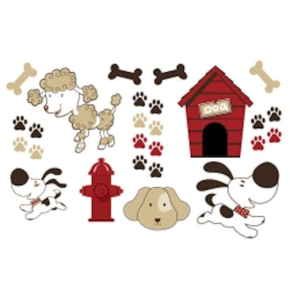 17 best images about kids stuff on pinterest kids canvas puppy wall stickers for nursery wallstickery com