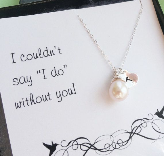 Bridesmaid Thank you cards thank you for being in by BriguysGirls, $34.00