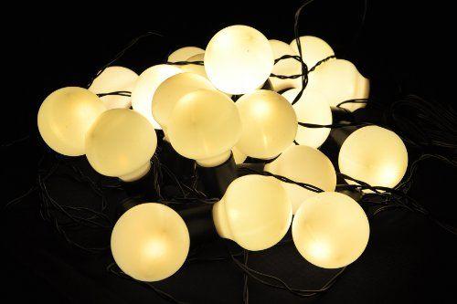 20er LED Lichterkette Partybeleuchtung warm weiß Party Beleuchtung außen Trafo Nipach GmbH,http://www.amazon.de/dp/B00H3GYAAA/ref=cm_sw_r_pi_dp_M9eHtb1WJA0RE5HP
