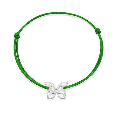 The openwork Butterfly by Lilou for the Mini collection! Discreet, charming, light: the perfect bracelet for Spring! Jewel available in 23k gold-plated and 925 silver #lilou #butterfly #spring #light #openwork #charming #bracelet